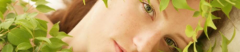 Schöne und gepflegte Haut mit grünem Gewissen