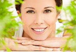 Glatte Haut nach Hautpflege mit Doctor Babor