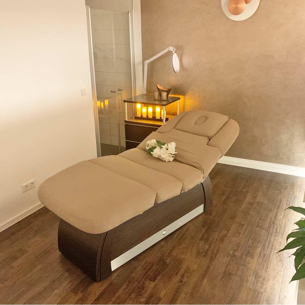 Behandlungsraum für Wellness und Relax-Treatments