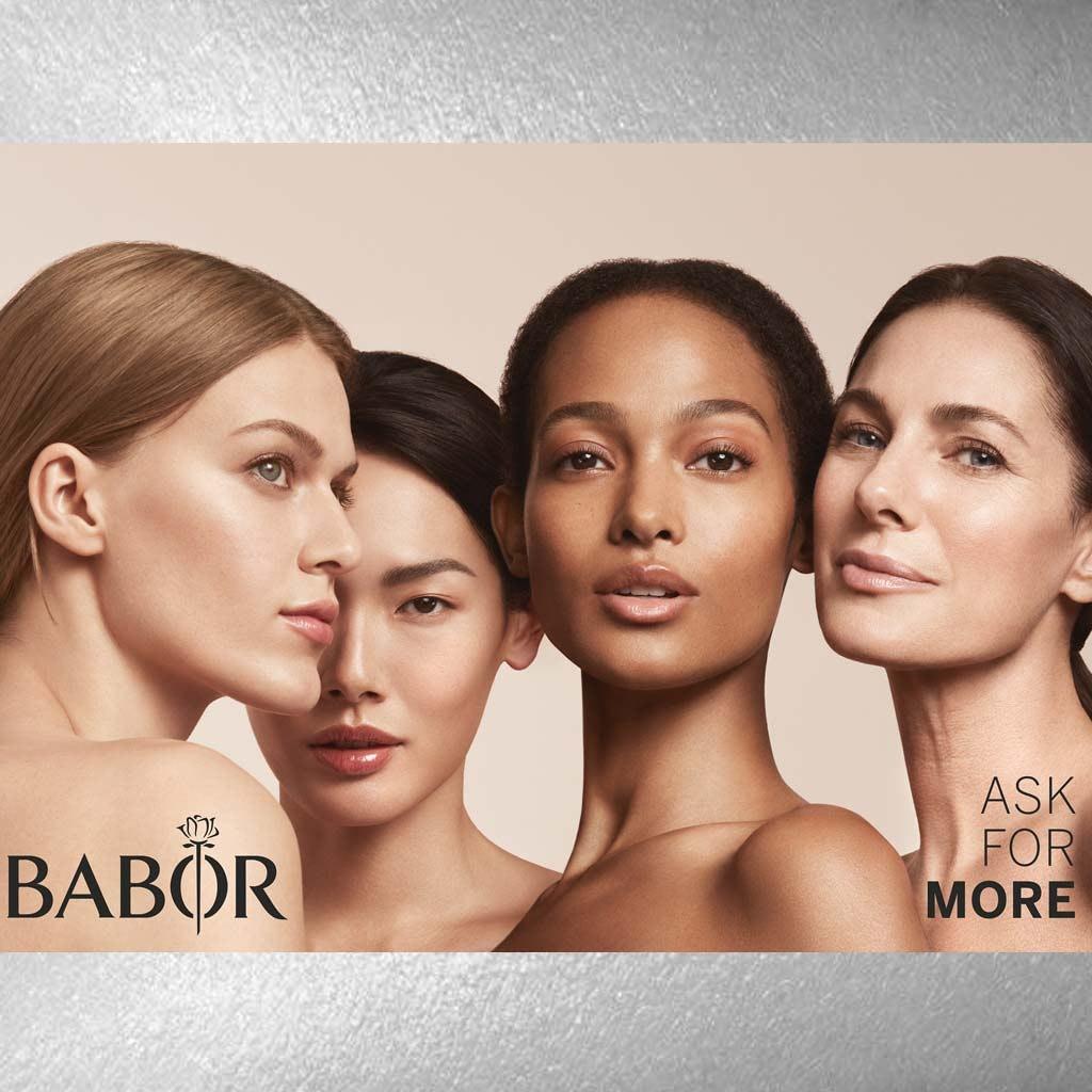 Modelbild BABOR Cosmetic