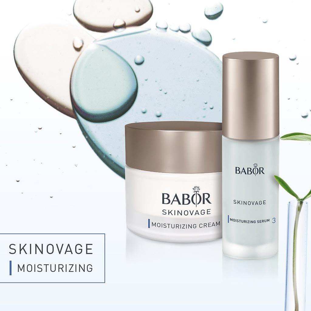 BABOR Skinovage Kosmetikprodukte